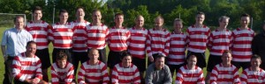 AFL Over 35s Sunday Premier - League Winners 2013