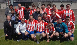 Portrane Athletic Loftus Cup Winners 2012