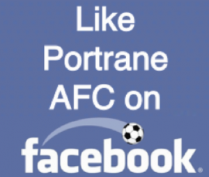 Like Portrane AFC on Facebook